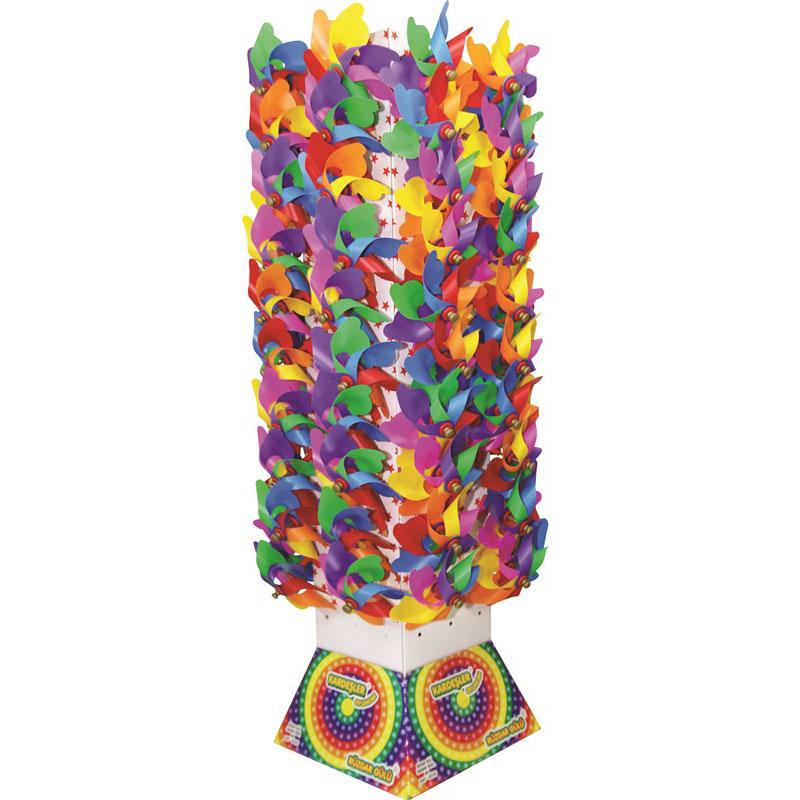 Rüzgar Gülü Kule Standı Bahçe Gurubu 20 cm Kule Set