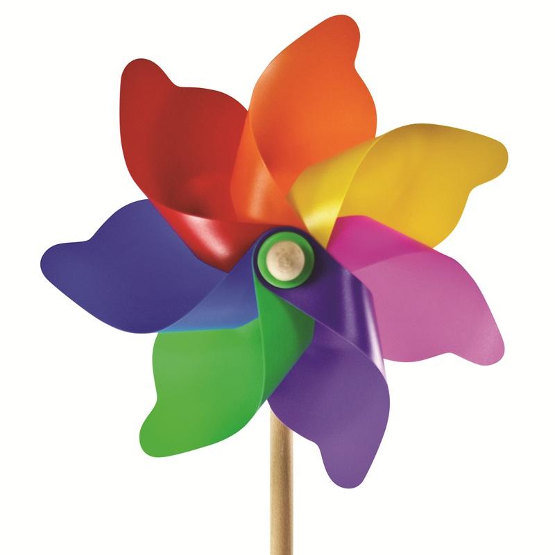 Bahçe Gurubu Rüzgar Gülü   35 CM ÇAP